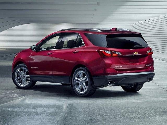 2021 Chevrolet Equinox Vehicle Photo in ALLIANCE, OH 44601-4622