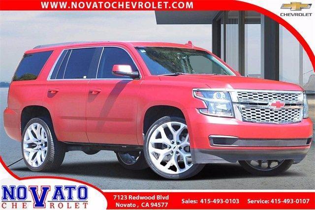 2015 Chevrolet Tahoe Vehicle Photo in NOVATO, CA 94945-4102