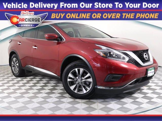 2018 Nissan Murano Vehicle Photo in Denver, CO 80123