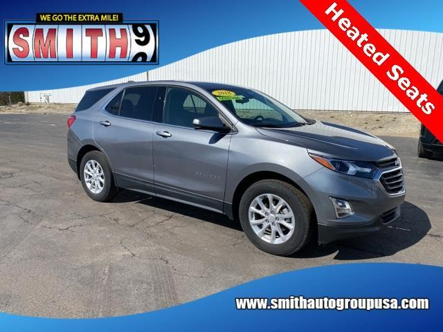 2018 Chevrolet Equinox Vehicle Photo in Lowell, IN 46356