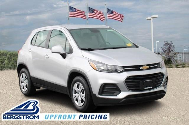 2018 Chevrolet Trax Vehicle Photo in MIDDLETON, WI 53562-1492