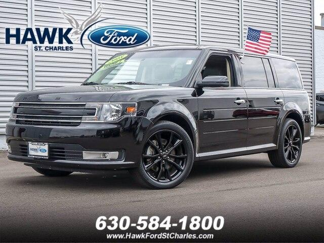 2018 Ford Flex Vehicle Photo in Plainfield, IL 60586