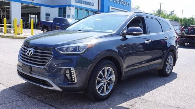 2017 Hyundai Santa Fe Vehicle Photo in Milford, OH 45150