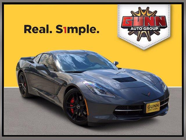 2014 Chevrolet Corvette Stingray Vehicle Photo in Selma, TX 78154