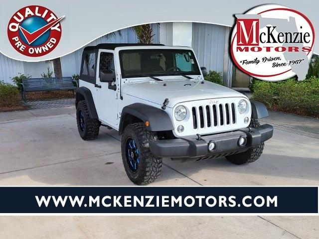 2015 Jeep Wrangler Vehicle Photo in Milton, FL 32570