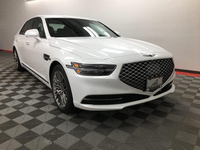 2021 Genesis G90 Vehicle Photo in Appleton, WI 54913