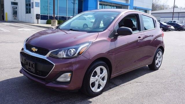 2019 Chevrolet Spark Vehicle Photo in Milford, OH 45150