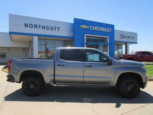 2021 Chevrolet Silverado 1500 Vehicle Photo in Enid, OK 73703