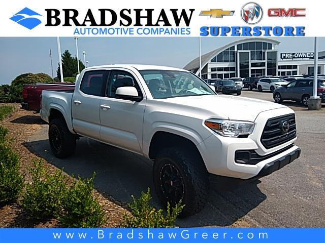 2018 Toyota Tacoma Vehicle Photo in Greer, SC 29651