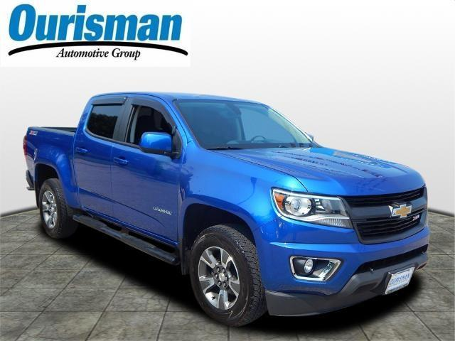 2019 Chevrolet Colorado Vehicle Photo in BOWIE, MD 20716-3617