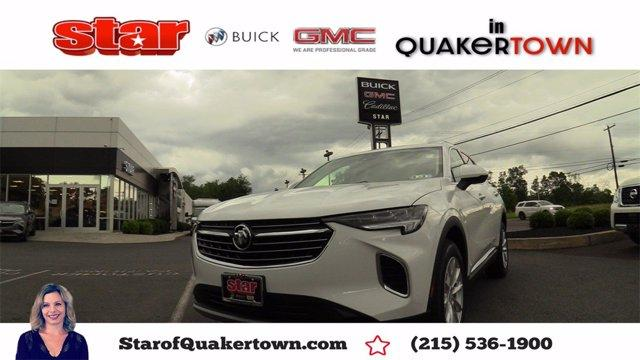 2021 Buick Envision Vehicle Photo in QUAKERTOWN, PA 18951-2312
