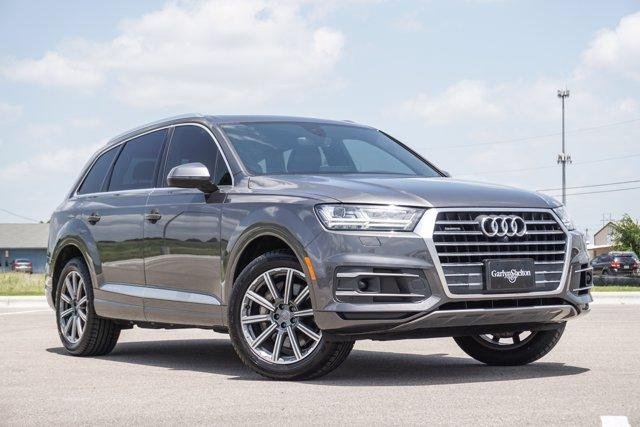2018 Audi Q7 Vehicle Photo in TEMPLE, TX 76504-3447