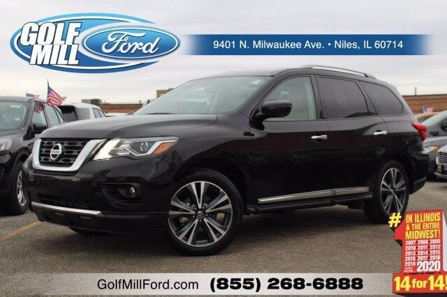 2020 Nissan Pathfinder Vehicle Photo in Plainfield, IL 60586
