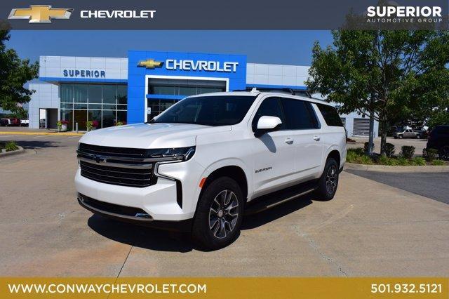 2021 Chevrolet Suburban LT 4WD