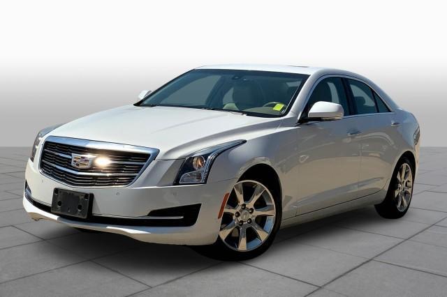 2015 Cadillac ATS Sedan Vehicle Photo in Oklahoma City, OK 73114