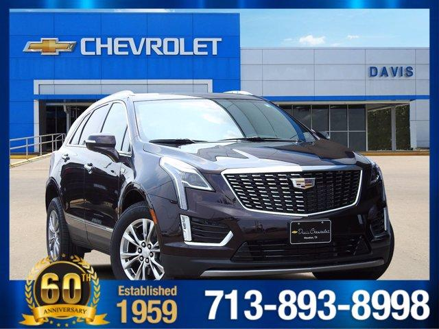 2021 Cadillac XT5 Vehicle Photo in Houston, TX 77054