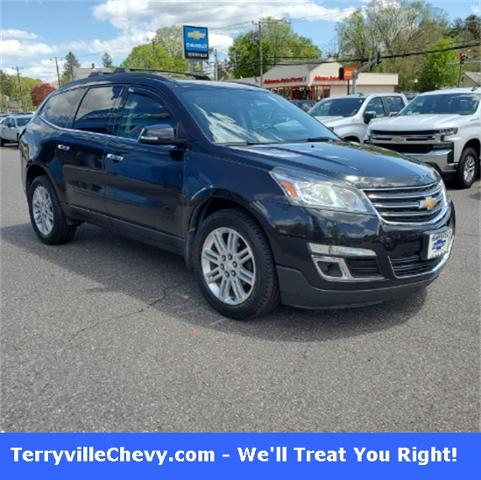 2013 Chevrolet Traverse Vehicle Photo in Terryville, CT 06786