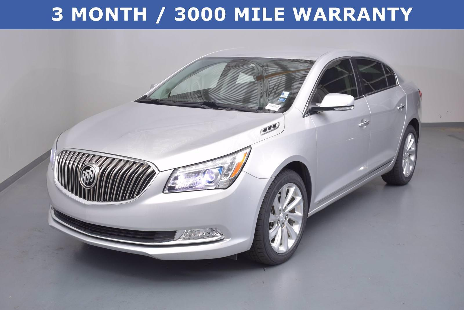 2016 Buick LaCrosse Vehicle Photo in Cary, NC 27511