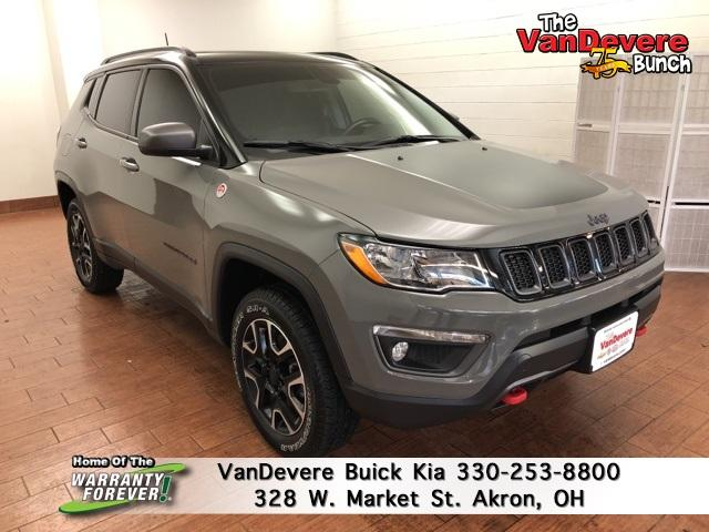 2020 Jeep Compass Vehicle Photo in AKRON, OH 44303-2185