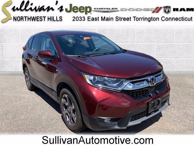 2018 Honda CR-V Vehicle Photo in TORRINGTON, CT 06790-3111