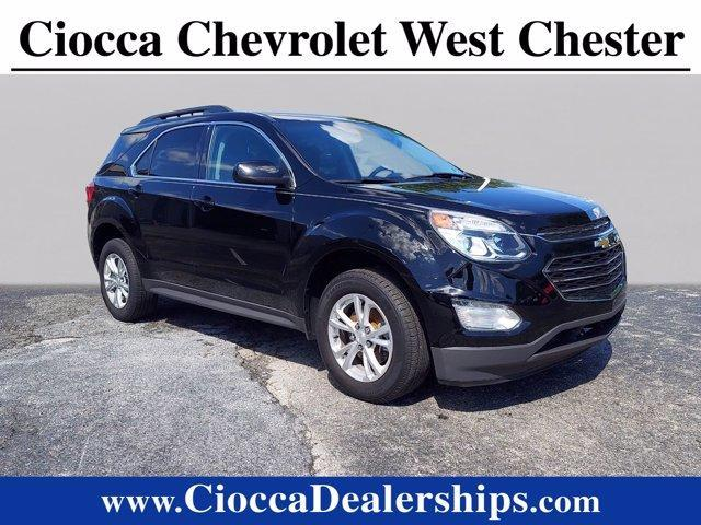 2017 Chevrolet Equinox Vehicle Photo in West Chester, PA 19382