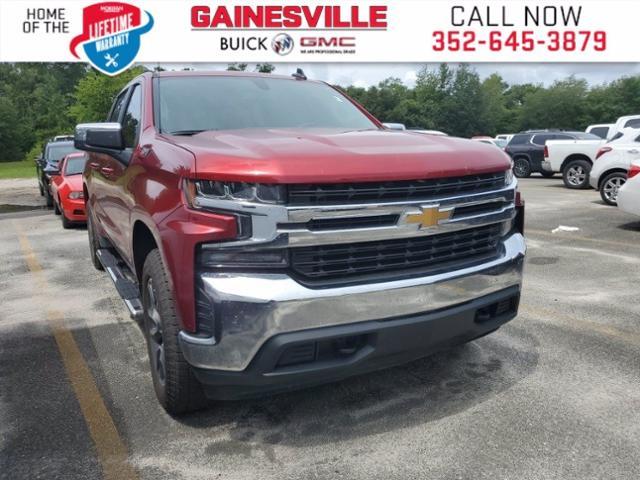 2021 Chevrolet Silverado 1500 Vehicle Photo in GAINESVILLE, FL 32609-3647