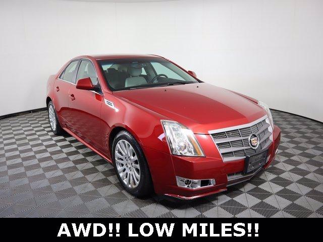 2010 Cadillac CTS Vehicle Photo in ALLIANCE, OH 44601-4622