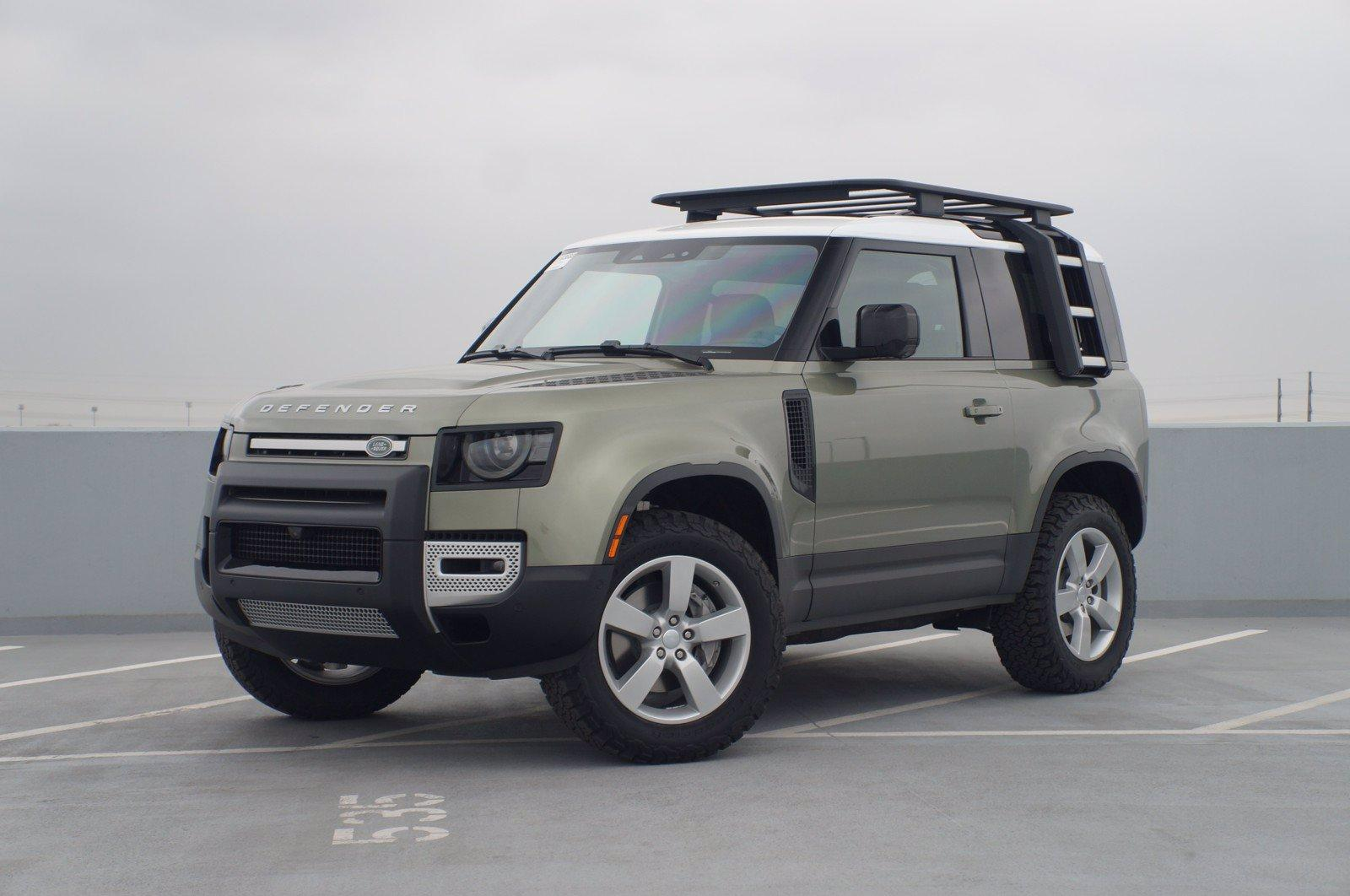 2021 Land Rover Defender Vehicle Photo in Austin, TX 78717