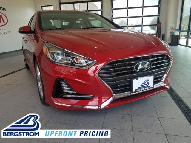 2018 Hyundai Sonata Vehicle Photo in Appleton, WI 54914