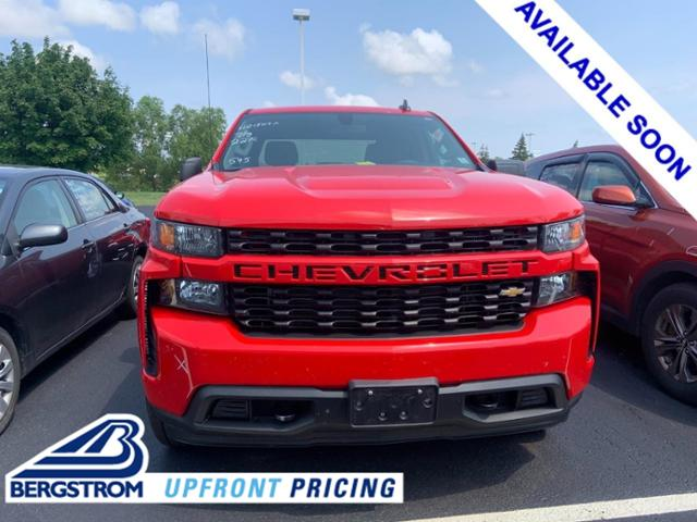 2019 Chevrolet Silverado 1500 Vehicle Photo in Oshkosh, WI 54904