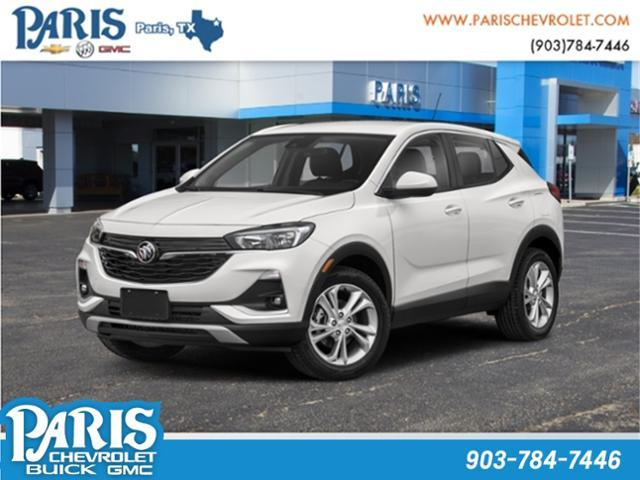 2021 Buick Encore GX Vehicle Photo in Paris, TX 75460