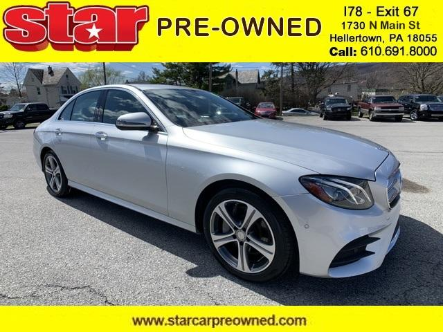 2017 Mercedes-Benz E-Class Vehicle Photo in Bethlehem, PA 18017