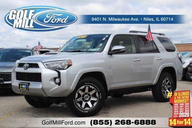2019 Toyota 4Runner Vehicle Photo in Plainfield, IL 60586