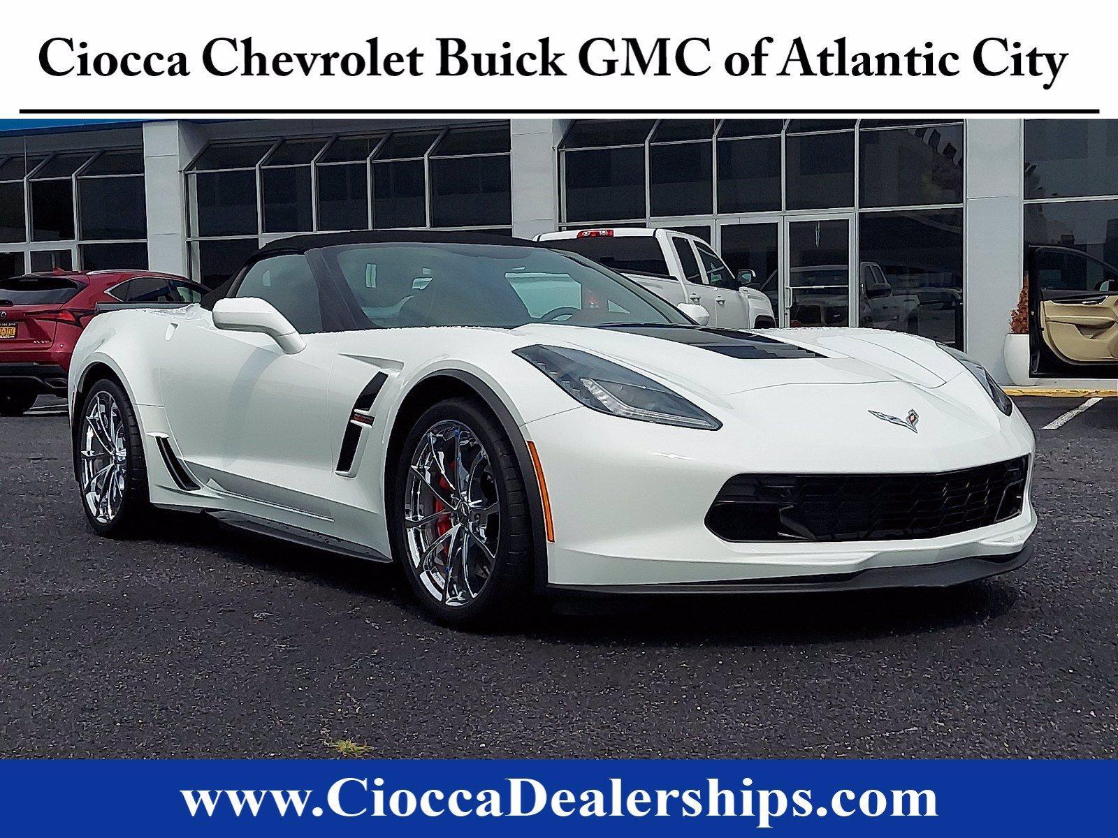 2019 Chevrolet Corvette Vehicle Photo in Atlantic City, NJ 08401