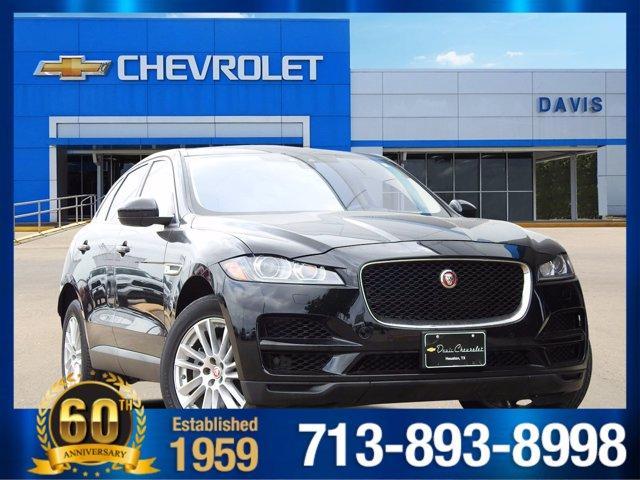 2020 Jaguar F-PACE Vehicle Photo in Houston, TX 77054