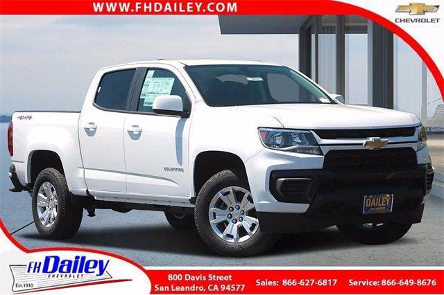 2021 Chevrolet Colorado Vehicle Photo in SAN LEANDRO, CA 94577-1512