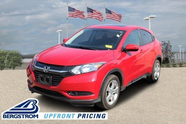 2016 Honda HR-V Vehicle Photo in MADISON, WI 53713-3220