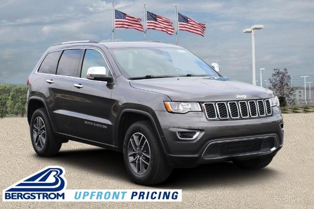 2019 Jeep Grand Cherokee Vehicle Photo in Middleton, WI 53562