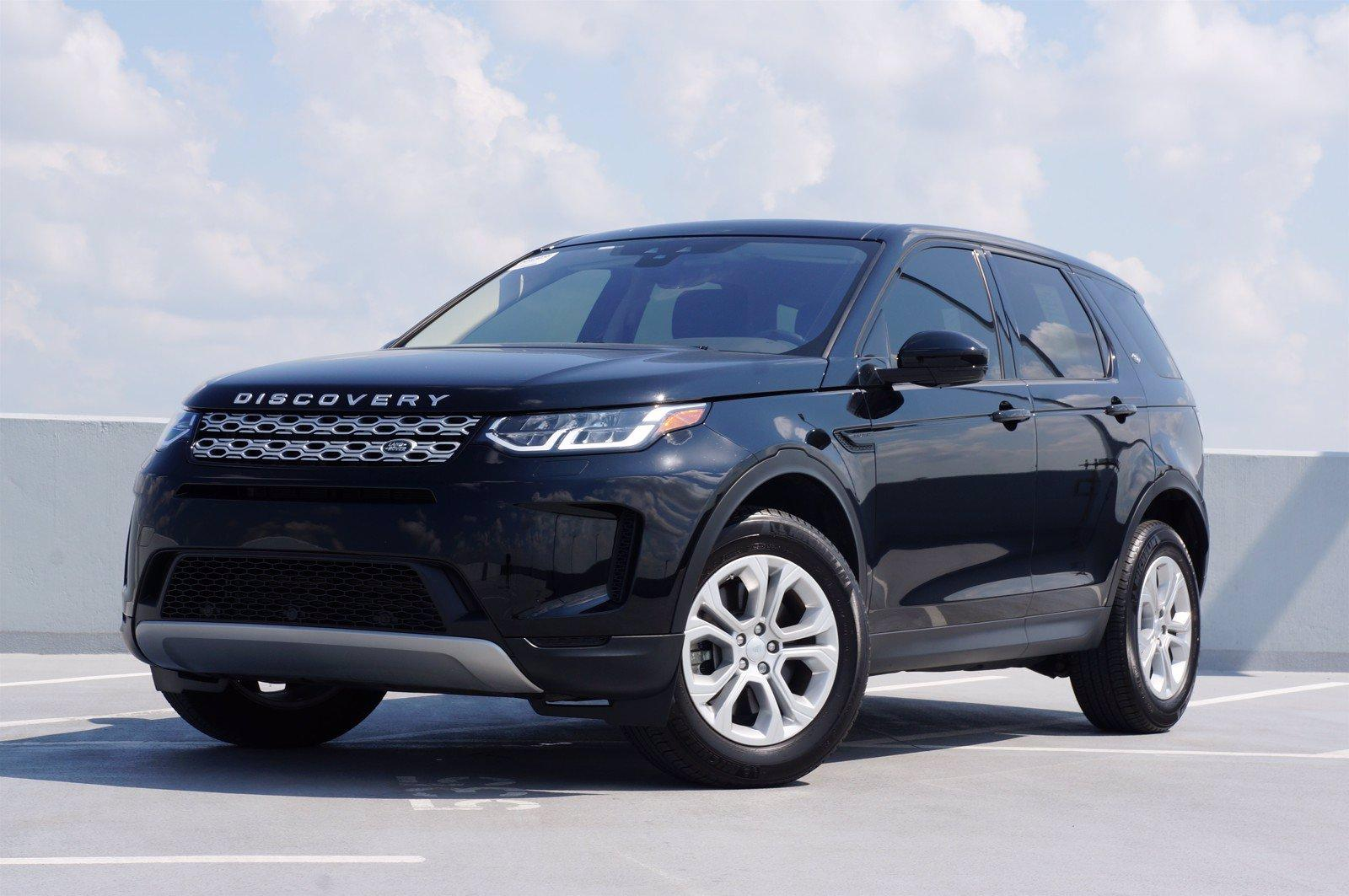2020 Land Rover Discovery Sport Vehicle Photo in Austin, TX 78717