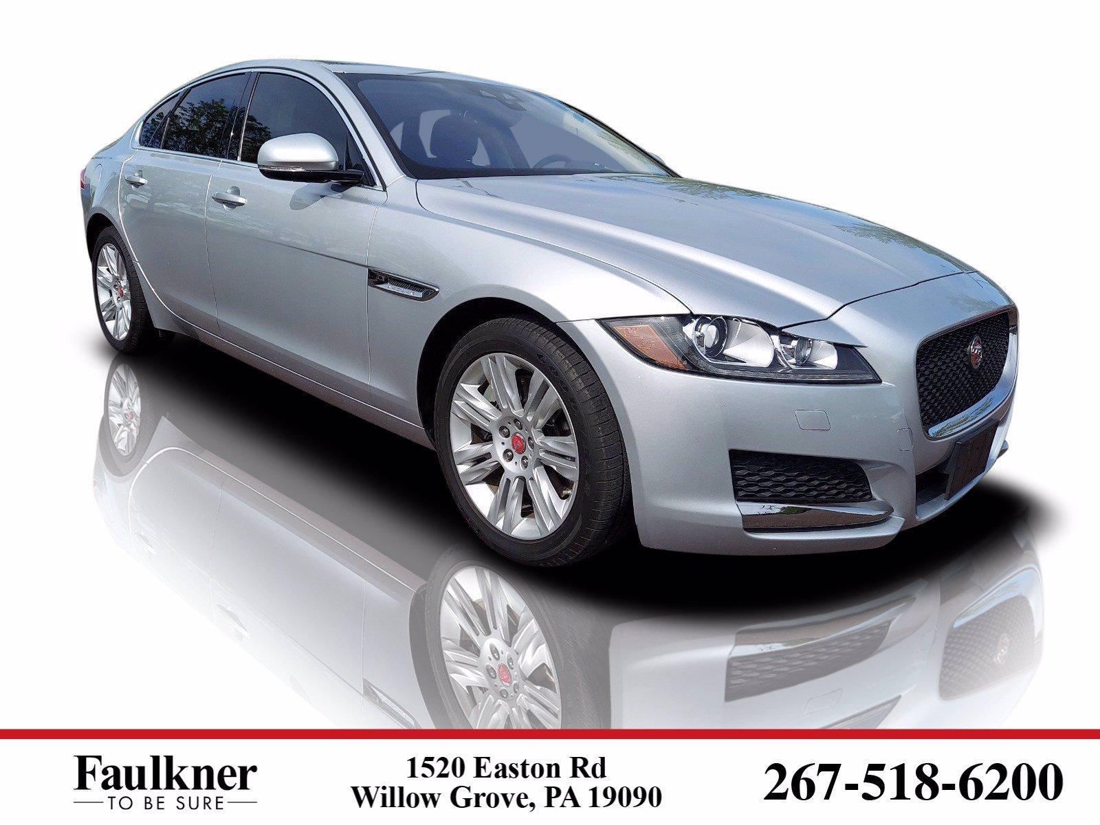 2017 Jaguar XF Vehicle Photo in Willow Grove, PA 19090