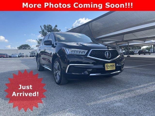 2018 Acura MDX Vehicle Photo in San Antonio, TX 78230
