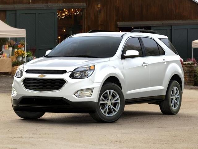 2016 Chevrolet Equinox Vehicle Photo in MIDDLETON, WI 53562-1492