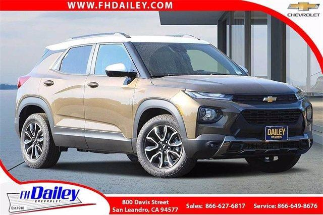 2021 Chevrolet Trailblazer Vehicle Photo in SAN LEANDRO, CA 94577-1512