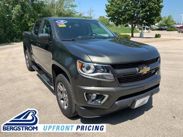 2018 Chevrolet Colorado Vehicle Photo in APPLETON, WI 54914-4656