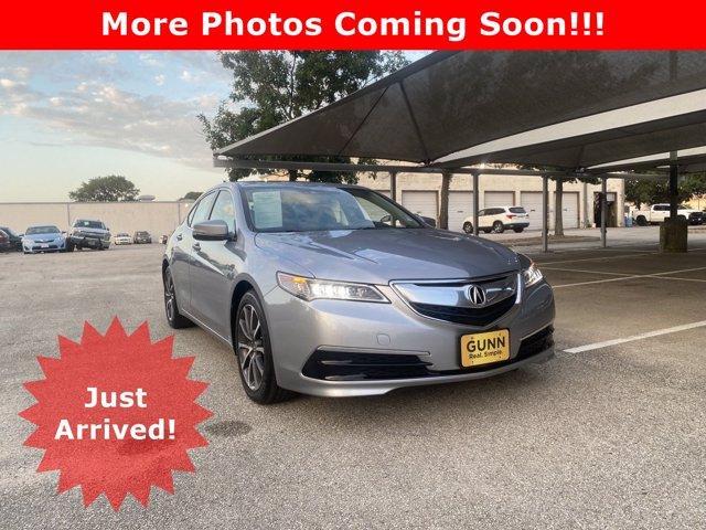 2015 Acura TLX Vehicle Photo in San Antonio, TX 78230
