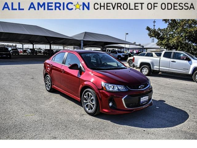 2020 Chevrolet Sonic Vehicle Photo in Odessa, TX 79762