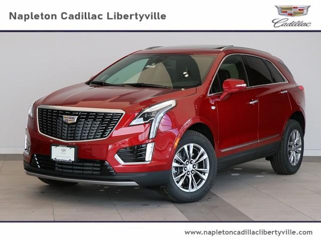 2021 Cadillac XT5 Vehicle Photo in Libertyville, IL 60048