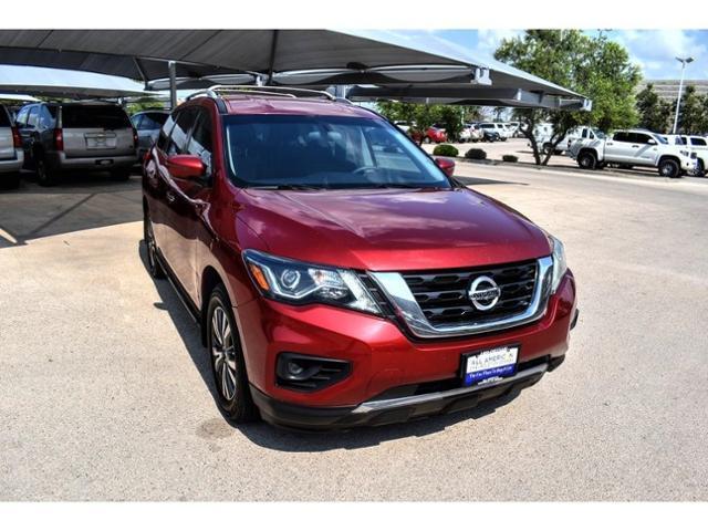 2017 Nissan Pathfinder Vehicle Photo in ODESSA, TX 79762-8186