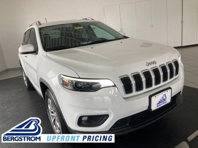 2019 Jeep Cherokee Vehicle Photo in Oshkosh, WI 54901