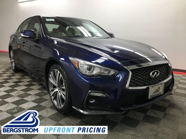 2021 INFINITI Q50 Vehicle Photo in Appleton, WI 54913